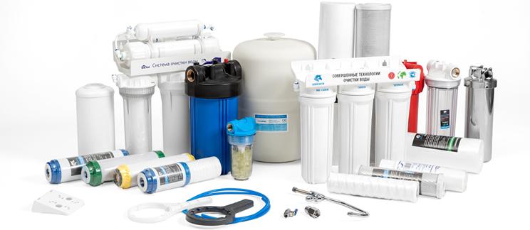 Quais são os tipos de filtros para água disponíveis no mercado?