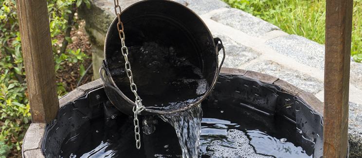 Tratamento da água do poço artesiano: como colocar em prática?