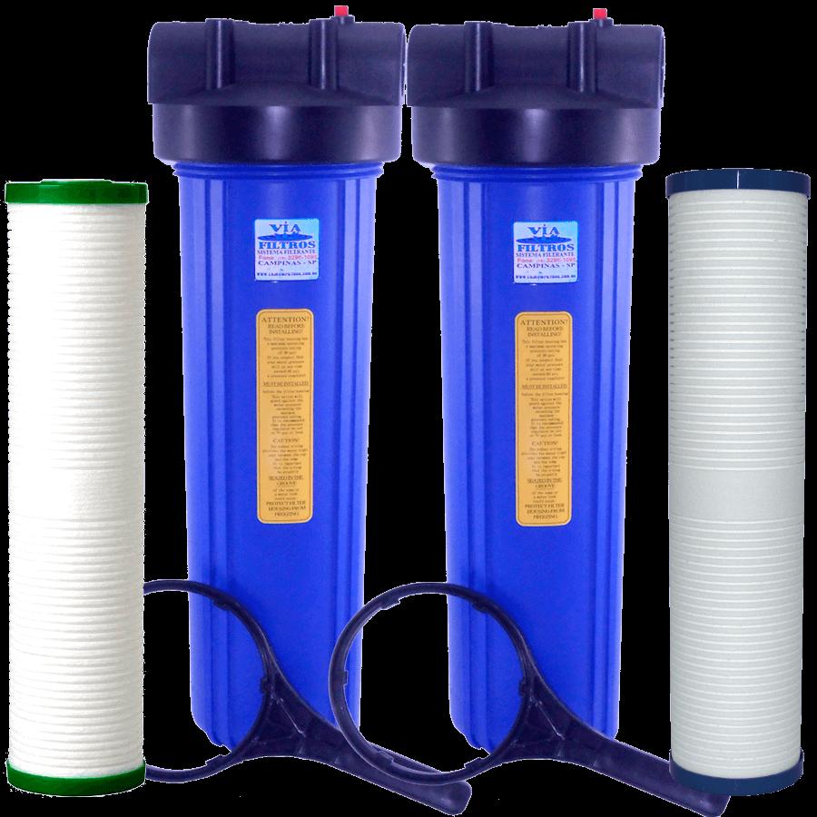 Sistema Dual Filter